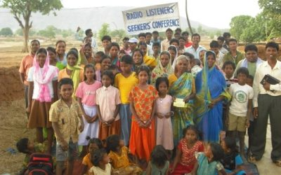 Seekers Conferences and Baptisms in India Bring Many to Christ