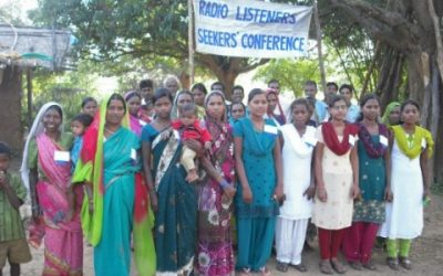 Bringing Peace and Joy to New Believers in India